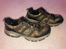 Mens Skechers Camo Camouflage Real Tree Athletic Tennis Shoes Sneakers Sz 9
