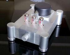 Silver Aluminum case for Marantz Tube preamplifier +Transformer cover 202x80x282