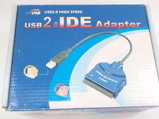 USB 2.0 IDE HIGH SPEED ATA ATAPI ADAPTOR