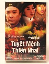 TUYET MENH THIEN NHAI Phim Bo Hong Kong Tau Viet 5 DVD Chinese Vietnamese Movie