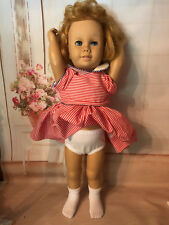 """White Ankle Socks for 19"""" Vintage Chatty Cathy Doll"""