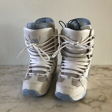 DC SHOES White Snowboard Boots