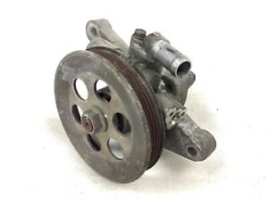 96-04 Acura RL P/S Power Steering Pump Sub-Assembly With The Pulley P5A Used OEM