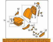 Chevrolet GM OEM 09-11 Aveo5 Front-Seat Assembly Right 96960049
