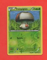 Pokemon n° 9/101 - TROMPIGNON - PV40   (A6761)