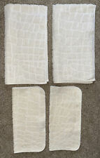 NEW RALPH LAUREN 2 HAND TOWELS & 2 WASH CLOTHS!!!