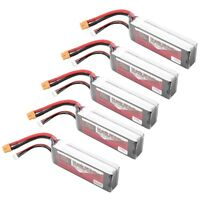 ZOP POWER 3S 11.1V 6000mAh Rechargeable LiPo Battery w/ XT60 Plug for RC Drone 6