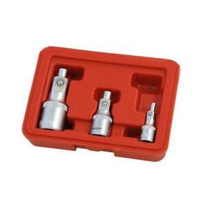 "Magnetic Socket Extension Bar Adaptor Hold  Chrome Ratchet 1/4"" 3/8"" 1/2"" 3633"