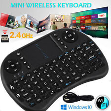 2.4G RF Mini Wireless Keyboard Mouse Touchpad Handheld Android TV BOX PC HTPC VP