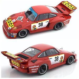 1/18 Norev Porsche 935 N°38 Schenken/Hezemans Le Mans 1977 Livraison Domicile