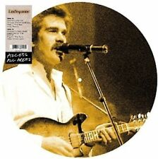 Picture Disc Live Music LP Records