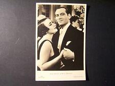 (83/76) Elsa Merlini-Nino Besozzi  -Attori Cinema -Cartolina anni '20/'30