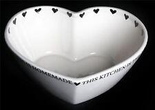 Heart Of The Home Heart Shaped Snacks Dish