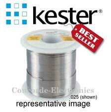 Kester Solder 24 6337 0027 Sn63pb37 63 37 44 Rosin 031 3 1 Lb