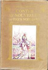 Contes et nouvelles du pays Normand Dendeville