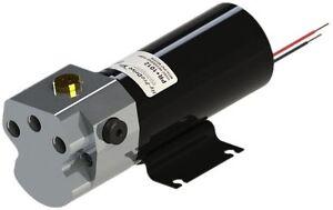 Autopilot Hydraulic Pump For Simrad Systems 0.8 Litre, Equv. RPU 80, 12 Volts