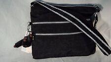 Kipling Avlar Black Pattern Shoulder Handbag