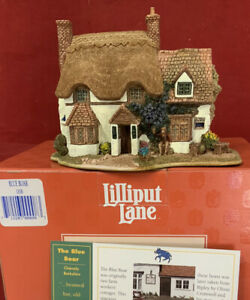 Lilliput Lane House - Blue Boar