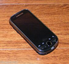 Samsung Intercept SPH-M910 - Steel Gray (Virgin Mobile) CDMA 64MB Smartphone