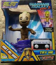 Guardians of The Galaxy Vol. 2 Remote Control Rock N Roll Baby Groot