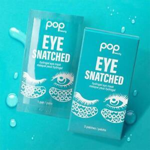 Pop Beauty Eye Snatched Hydrogel Eye Mask, 5 Patches