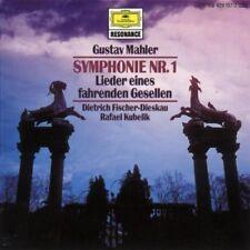 Mahler Sinfonie Nr. 01 'Der Titan'/Lieder eines fahrenden Gesellen (1968/.. [CD]