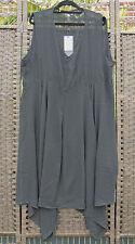 TS 14+ Miami Black Sheer A-Line Dress 18 BNWT $129.95