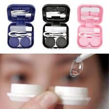 Mini Contact Lens Travel Kit Case Pocket Size Storage Holder Container Set F6