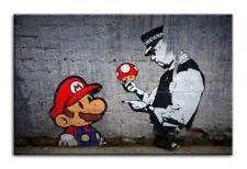 Banksy Canvas Landscape Art Prints