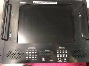 """Marshall Electronics V-R154P 15"""" Rack Mountable LCD Video Monitor"""