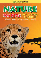 Nature for Kids: Learn Spanish / Beginning Spanish by Language Tree