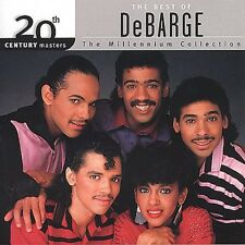Best Of Debarge-Millennium Col - Debarge (2000, CD NEUF)