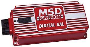 MSD 6425CR 6AL Ignition Control (Factory Refurb)