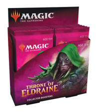 Throne of Eldraine Collectors Edition Sealed Booster Box 12 Packs MTG IN HAND!!