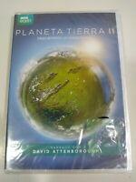 Planète Terre II David Attenborough BBC - 2 X DVD Espagnol Anglais Neuf
