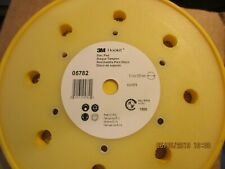 "3M 05782 DISC PAD 8"" IN 6 MOUNTING HOLES FITS CHICAGO PNEUMATIC 777 SANDER 05582"