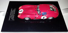 Southern Cross Factory Built 1/43 Maserati 450S Zagato Coupe 1957 Le Mans #/100