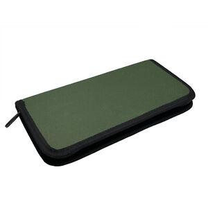 Stiff Rig Wallet - Green - Pins for Carp Coarse Fishing Tackle