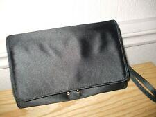 KAREN MILLEN Clutch, Bag, Black with Wristlet.