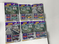 Johnny Lightning Indianapolis 500 Champions Collection set of 8 (race and pace)