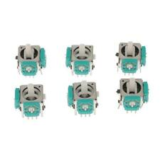 For Nintendo Game cube Controller 6x 3D Analog Joystick Stick Switch Replacement