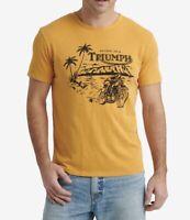 $39.50 Mens Triumph Graphic T Shirt Size Small L1