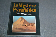 LE MYSTERE DES PYRAMIDES / JEAN-PHILIPPE LAUER (E6)