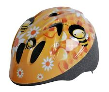 Alpha Plus Honey Bee Child's Bike Helmet 52-56cm - Free Tracked Courier
