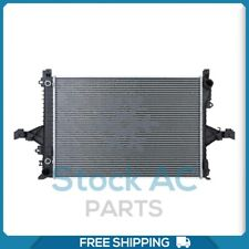 A/C Radiator for Volvo S60, S80, V70, XC70 QOA