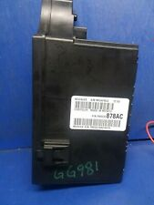 15 Jeep Compass Patriot totally intergrated power module GG981 OEM 68232878AC