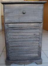 Kommode Beistelltisch Telefontisch Nachttisch Vintage used look Boxspringbett