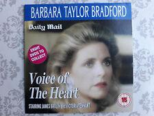DVD - Barbara Taylor Bradford - Voice of the Heart - James Brolin
