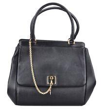 DOLCE & GABBANA Große Handtasche Tasche Schwarz Big Handbag Bag Black 03343
