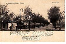 Truppenübungsplatz Senne 1915 Sennelager Paderborn Nordrhein-Westfalen 1503510